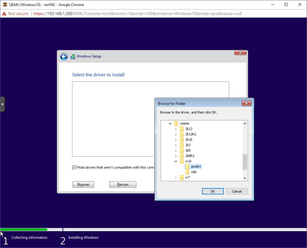 The Idiot installs Windows 10 on Proxmox – Jon Spraggins